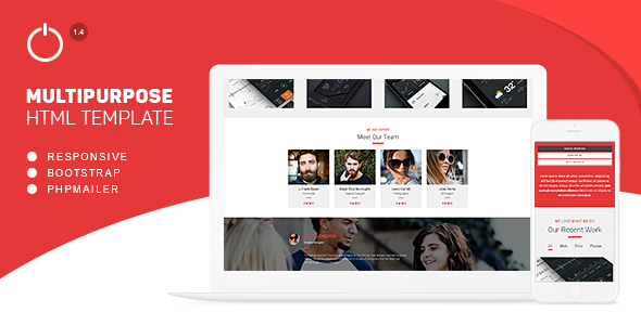 Tech Solutions - Multipurpose HTML Template