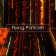 Flying Particles Backgrounds