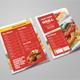 Elegant Restaurant Flyer Template - GraphicRiver Item for Sale