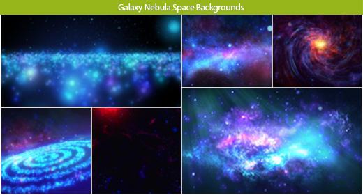 Galaxy Nebula Space