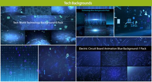 Tech Backgrounds