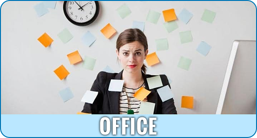 Office Animation - Flat Animated Icons and Elements