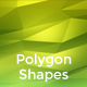 Polygon Shapes Backgrounds - GraphicRiver Item for Sale