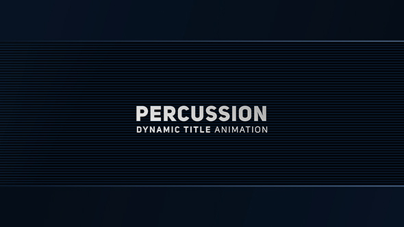 Percussion dynamic title animation abstract after effects percussion dynamic title animation abstract after effects templates maxwellsz