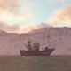 Sea and Ship - VideoHive Item for Sale