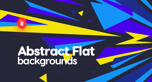 Flat Patterns and Backgrounds