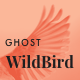 WildBird - Minimal and Elegant Ghost Theme - ThemeForest Item for Sale