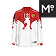 Hockey Jersey 2 Types Mock-up - GraphicRiver Item for Sale