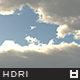 High Resolution Sky HDRi Map 113