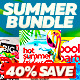 Summer Bundle - GraphicRiver Item for Sale