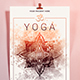 Yoga Class Flyer Template - GraphicRiver Item for Sale