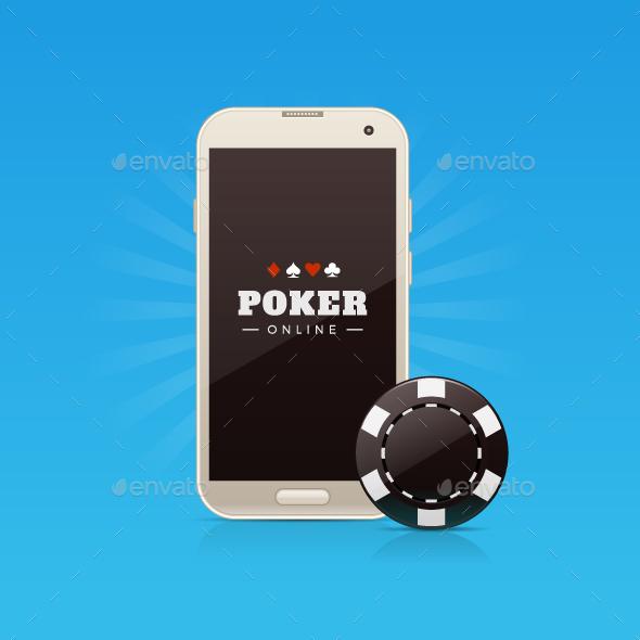 Online Poker - Miscellaneous Vectors