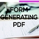 Form Generating PDF - WordPress Plugin