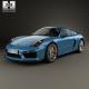 Porsche Cayman GT4 2014