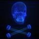 Animation Head Skull