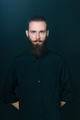 Hipster style bearded man - PhotoDune Item for Sale