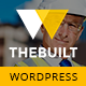 TheBuilt - Construction, Architecture & Building Business WordPress theme - ThemeForest Item for Sale