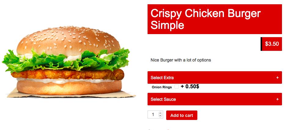 woofood sistema de booking para comida - comida por encargo wordpress