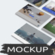 Web Showcase Mockup (Vol.2) - GraphicRiver Item for Sale
