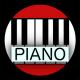 Minimal Elegant Piano Logo Ident