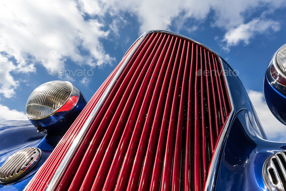 classic car - Stock Photo - Images
