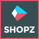 Shopz - eCommerce WordPress Theme - ThemeForest Item for Sale