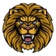 Lion Sports Mascot - GraphicRiver Item for Sale