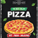Simple Pizza Menu - GraphicRiver Item for Sale