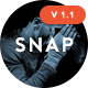 SNAP - Creative Portfolio / Photography WordPress Theme