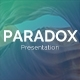 Paradox PowerPoint Template - GraphicRiver Item for Sale