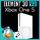 Xbox One S for Element 3D