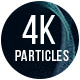 4K Cinematic Particles Pack