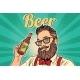 Bearded Hipster Beer
