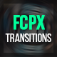 Download FCPX Transitions Multipack from VideHive