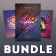 Abstract Flyer Bundle Vol.03