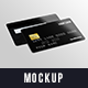 Plastic / Credit Card Mockup - GraphicRiver Item for Sale