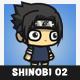 Shinobi 02 (Uchica Sasuke)