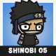 Evil Masked Shinobi (Momochi Zabuza) - GraphicRiver Item for Sale