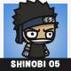 Evil Masked Shinobi (Momochi Zabuza)