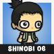 Pigtail Shinobi Guy (Nara Shikamaru)