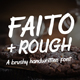Faito - Brush Font - GraphicRiver Item for Sale