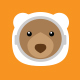 Space Bear Logo