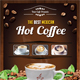 Coffee Flyer - GraphicRiver Item for Sale