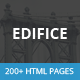 Edifice - Responsive HTML5 Template - ThemeForest Item for Sale