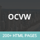 Ocvw - Multipurpose HTML5 Template - ThemeForest Item for Sale