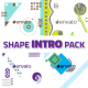 Shape Intro Pack - VideoHive Item for Sale