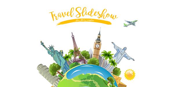 VideoHive Travel Slideshow 20409605