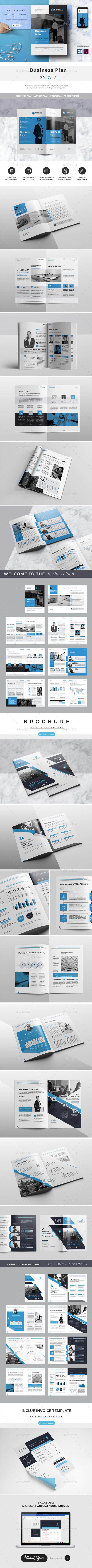 Business Plan.2017 - Corporate Brochures