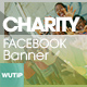 20 Facebook Post Banner - Charity 02 - GraphicRiver Item for Sale