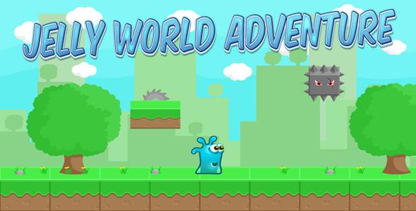 Download Jelly World Adventure